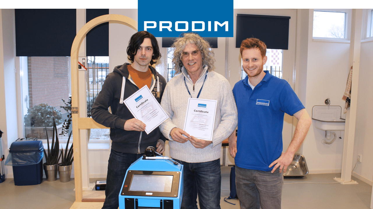 Prodim Proliner gebruiker Alpha Glass London