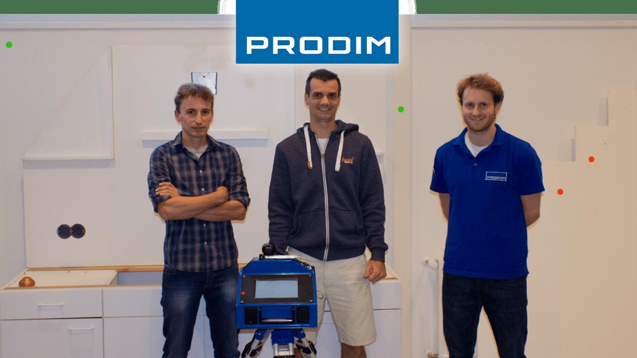 Prodim Proliner gebruiker Andre Celis Natuursteen