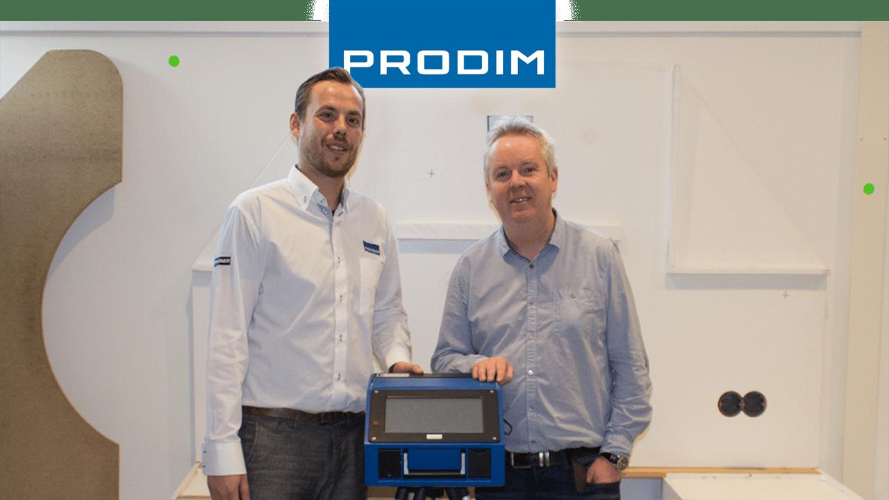 Prodim Proliner gebruiker CB Stone