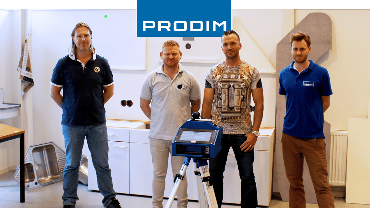 Prodim Proliner gebruiker Cardiff Marble