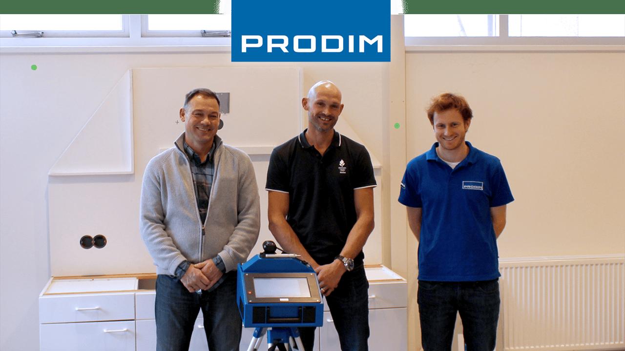 Prodim Proliner gebruiker Falken