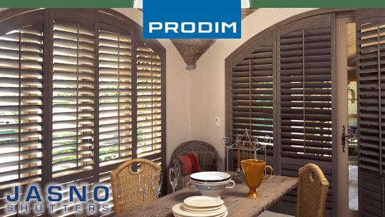 Prodim Proliner gebruiker Jasno Shutters