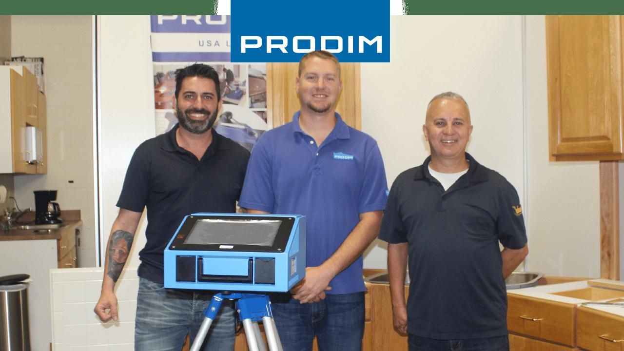 Prodim Proliner gebruiker King of Kitchen and Granite