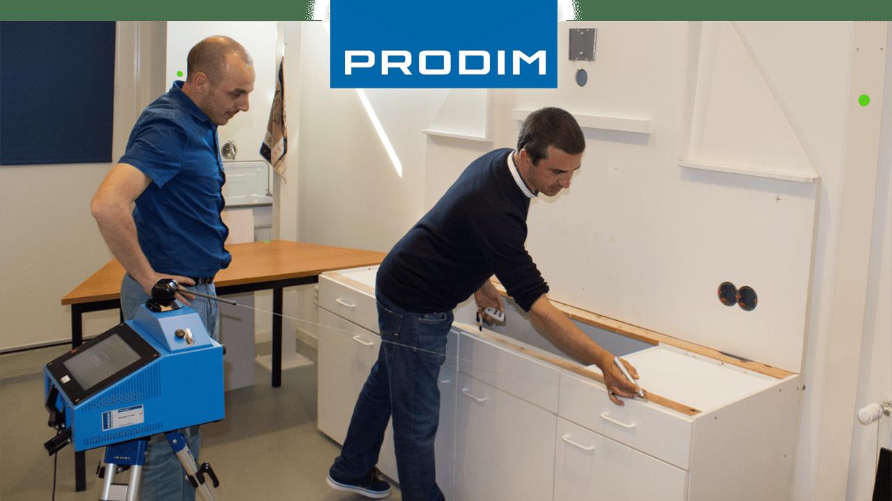 Prodim Proliner gebruiker Marmoles Anaga