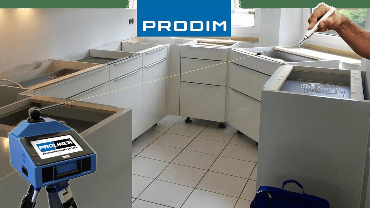 Prodim Proliner gebruiker Meier Natursteinbetrieb - Keuken met aanrecht