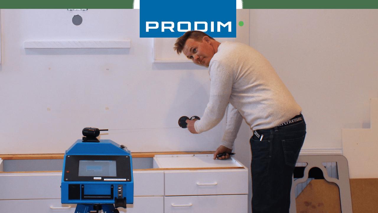 Prodim Proliner gebruiker Saethre Sten Industri