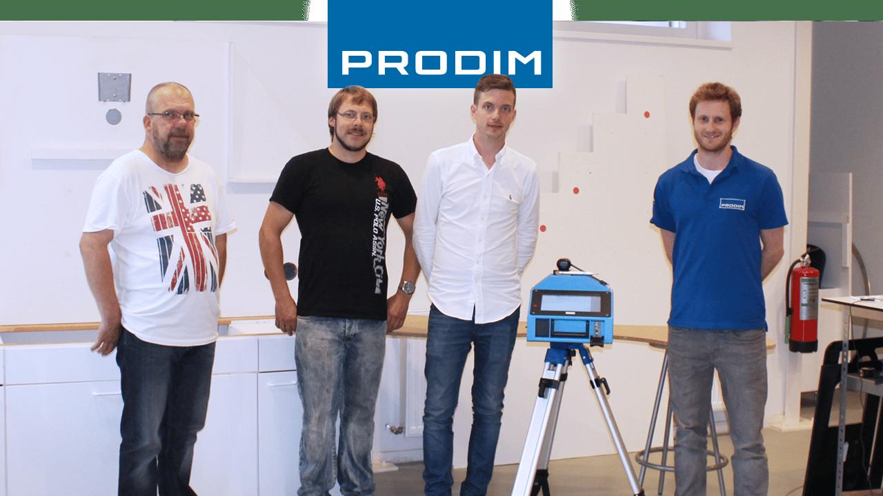 Prodim Proliner gebruiker Sigvartsen