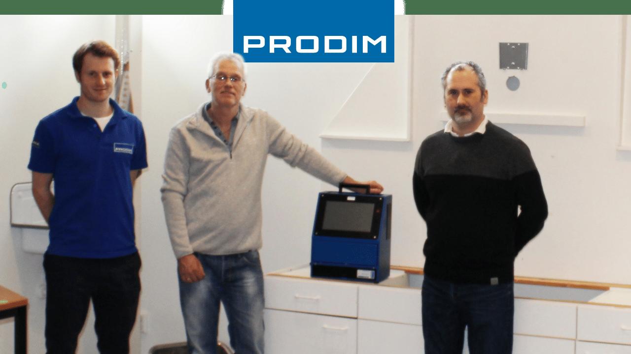 Prodim Proliner gebruiker Stonerite