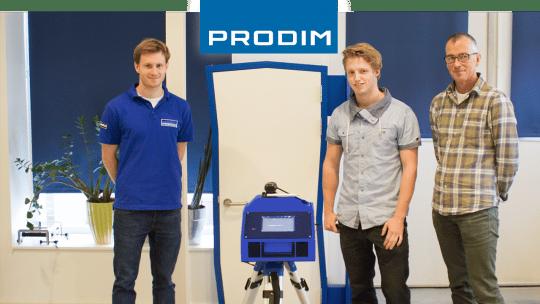 Prodim Proliner gebruiker Van Daalen Houttechniek