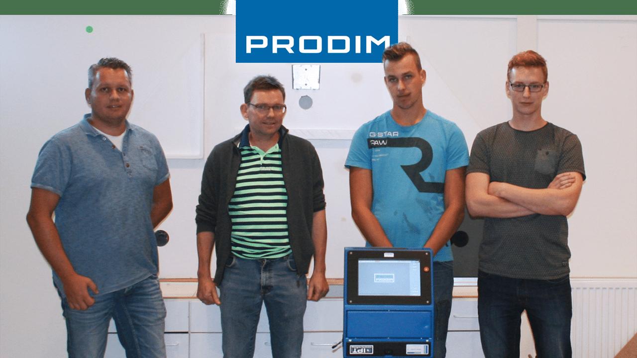 Prodim Proliner gebruiker Westerbeek Jachtbouw