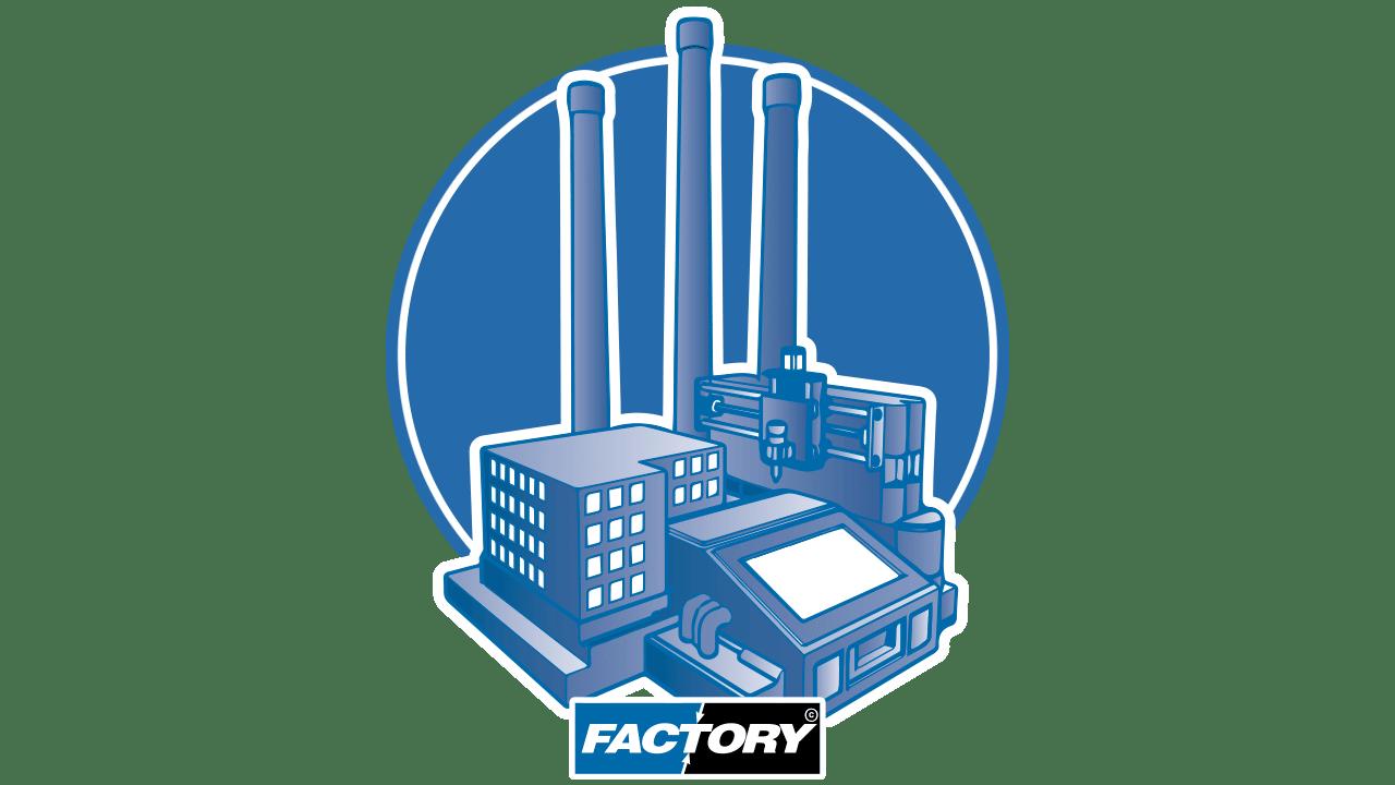 Logo - Prodim Factory software