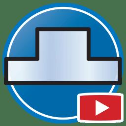 Knop - Bekijk Proliner video's over het maken van digitale templates voor glazen spatschermen