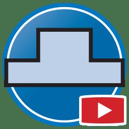 Knop - Bekijk Proliner video's over het maken van digitale templates voor stenen spatschermen
