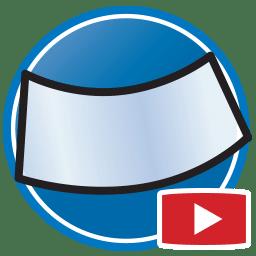 Knop - Bekijk Proliner video's over het maken van digitale templates voor ramen en autoruiten