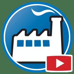 Knop - Bekijk video's van Prodim Factory bedrijfsmanagement software