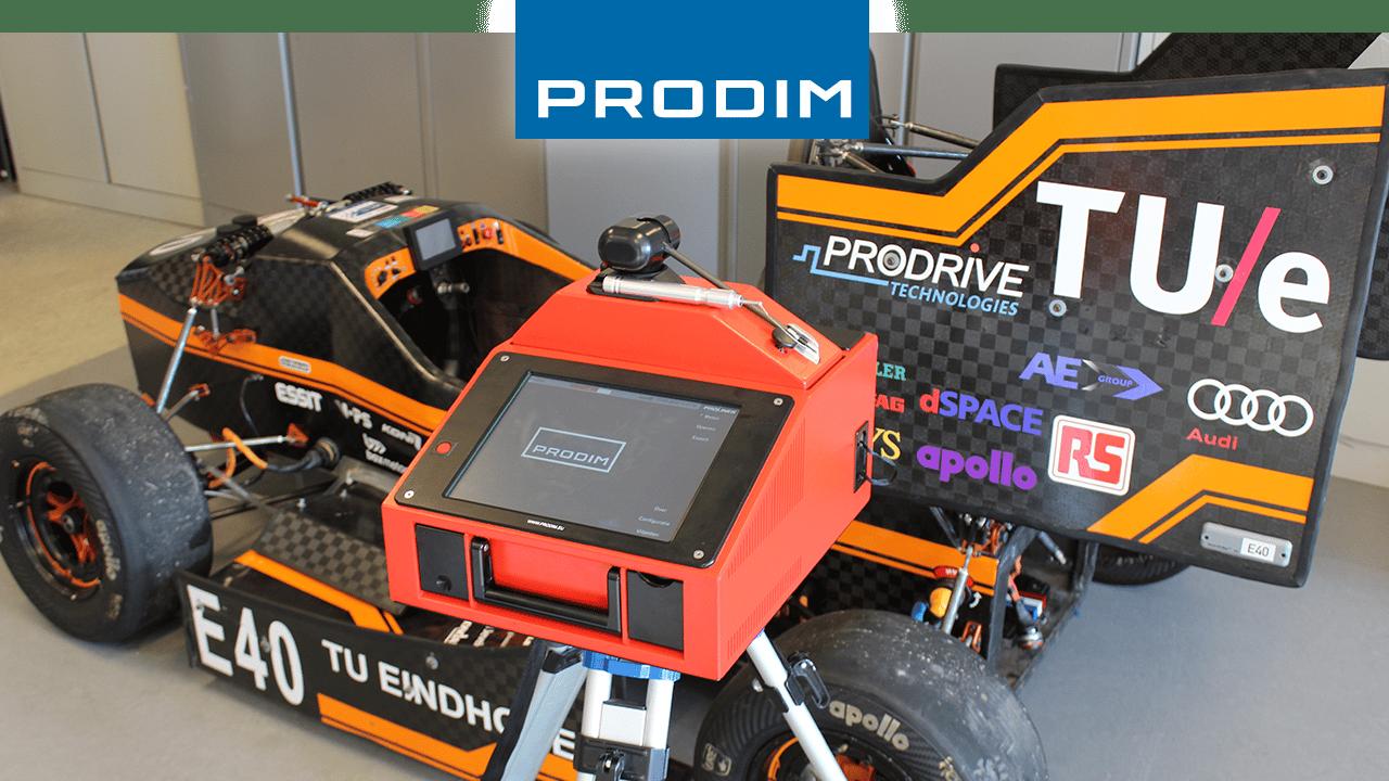 Prodim partner van University Racing team Eindhoven (URE)