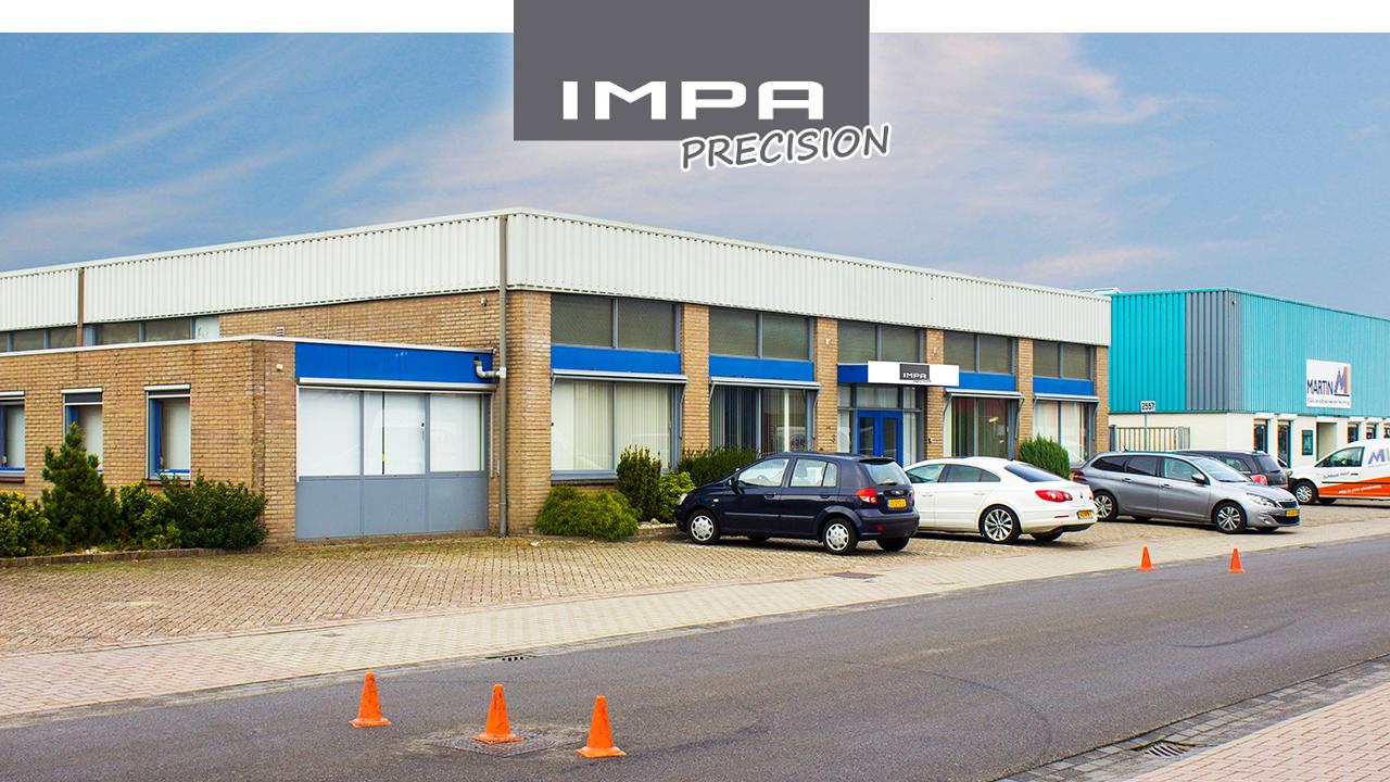IMPA Precision – Kantoor en productiehal – Helmond, Nederland