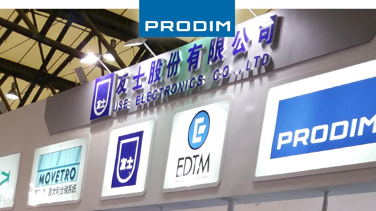 Prodim wereldwijd aanwezig op beurzen – China Glass