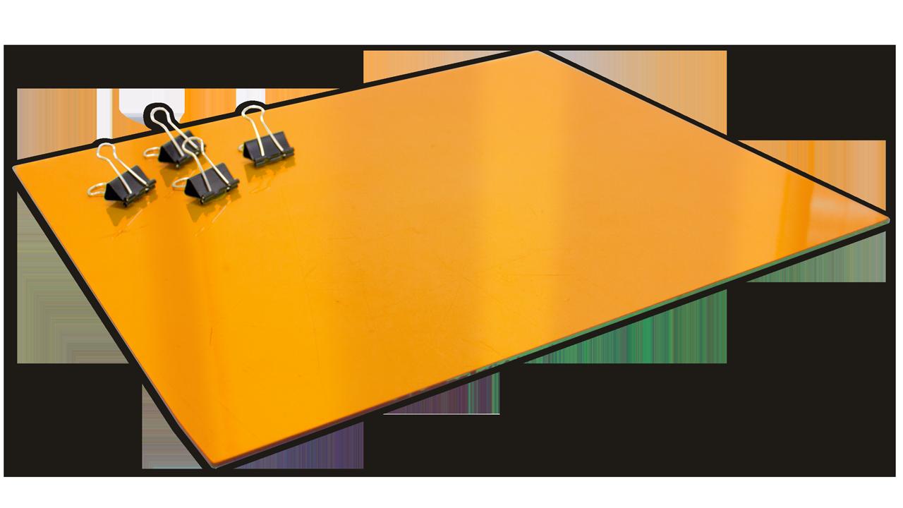 Prodim - Orcabot 3D Printer supplies - Glass printbed set