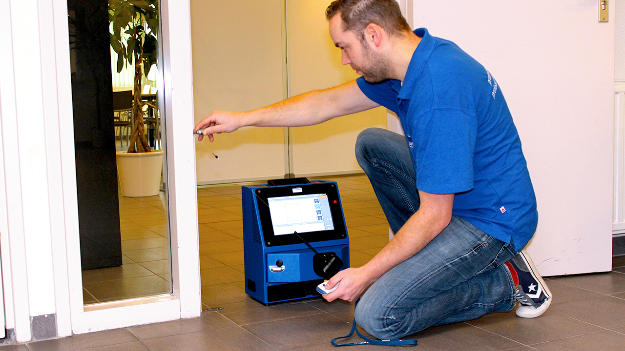 Prodim – Oplossingen voor de deuren- en ramenindustrie – Digitaal meten van deuren