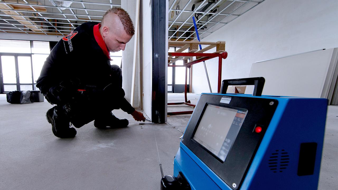 Prodim – Oplossingen voor de deuren- en ramenindustrie – Digitaal meten van frames en openingen