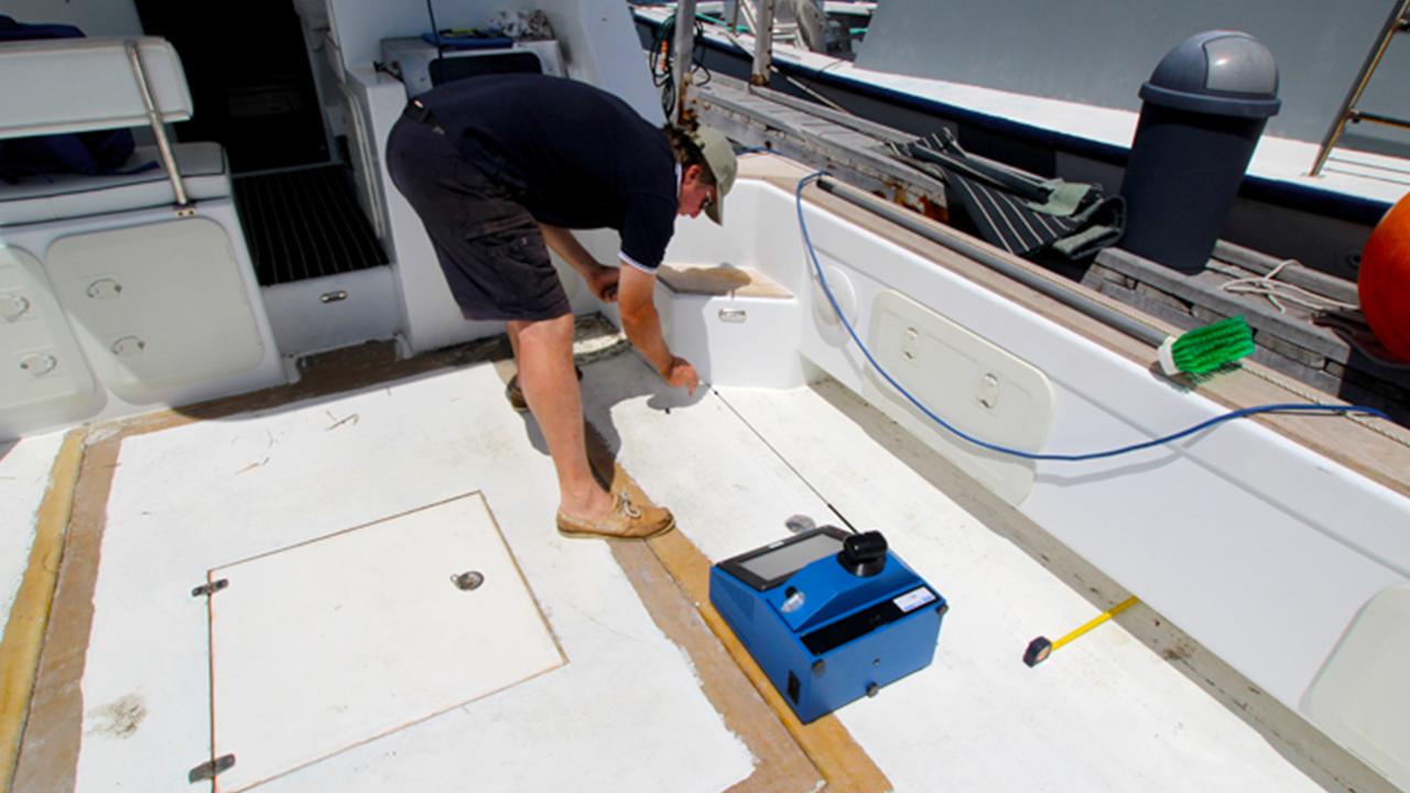 Prodim – Oplossingen voor de jachtbouw en maritieme industrie - Decking