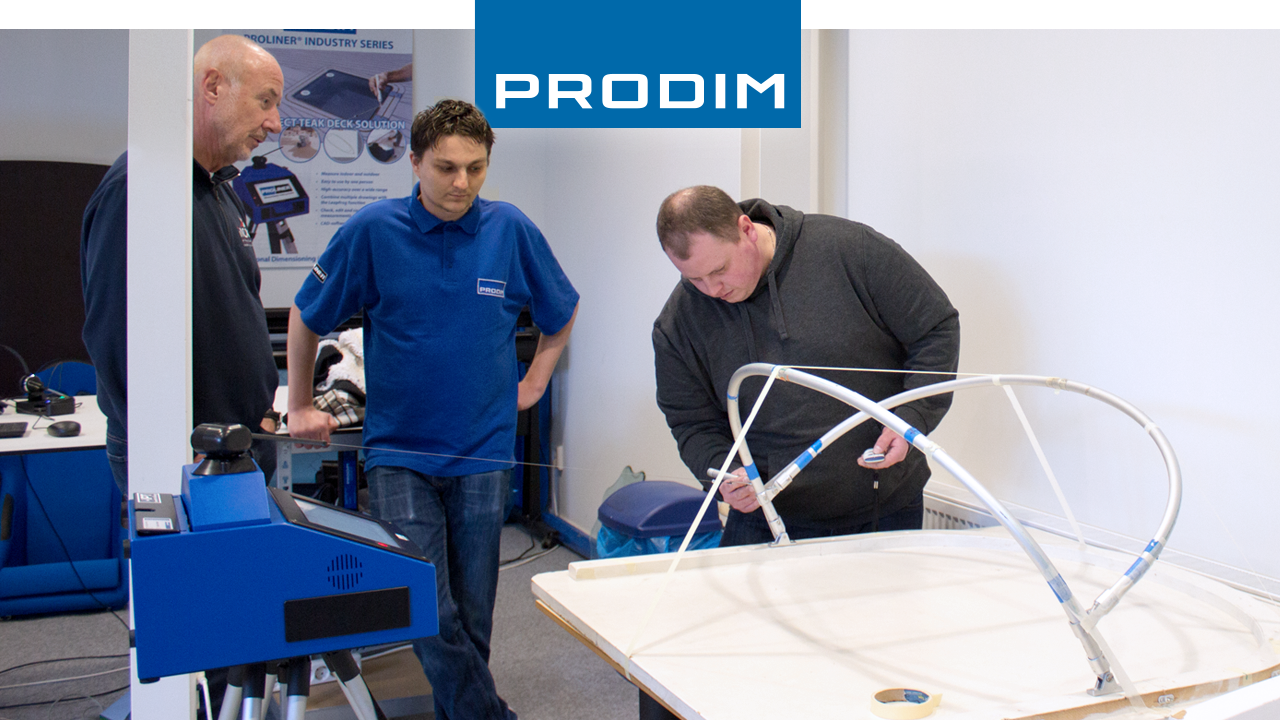 Prodim Proliner gebruiker INOXI