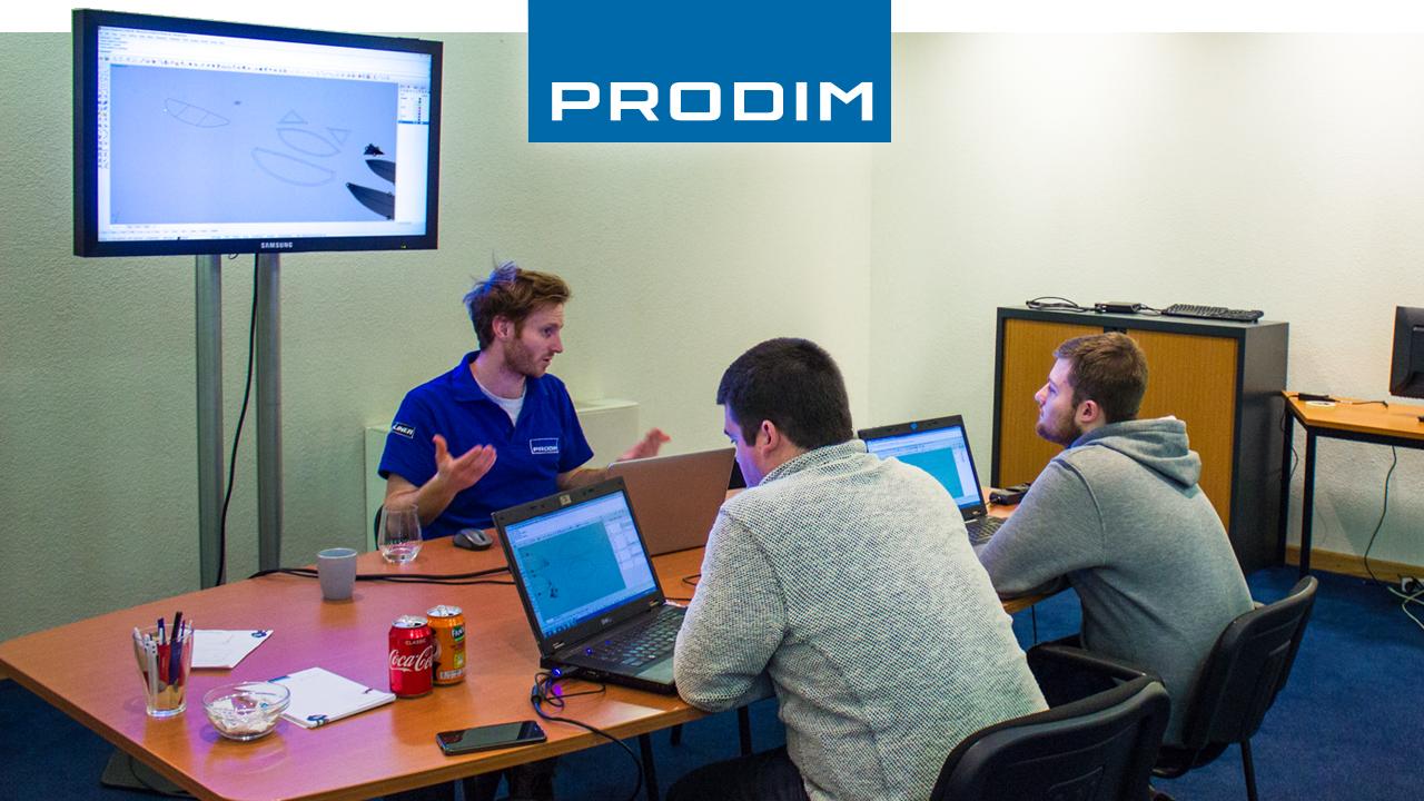 Prodim Proliner gebruiker Trimnet