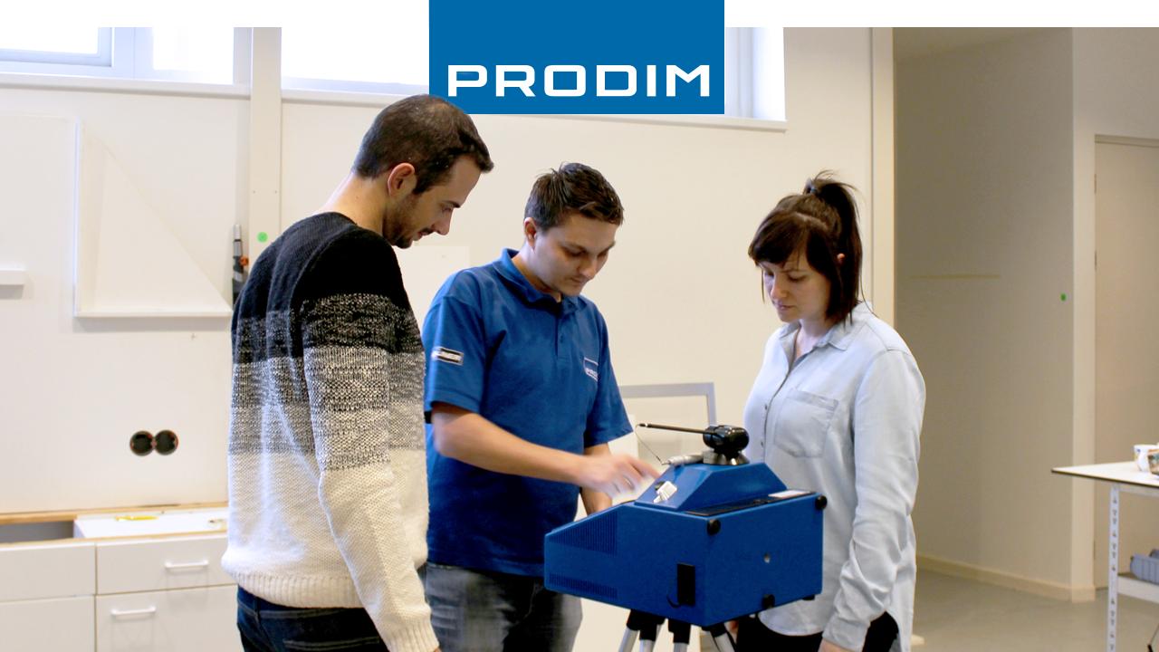 Prodim Proliner gebruiker Mega Marble & Mega Glass