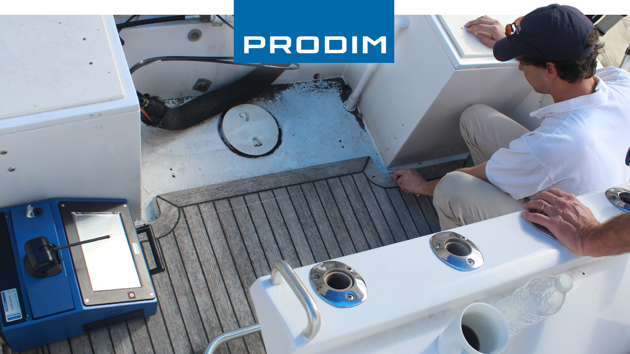 Prodim Proliner gebruiker Saunders Yachtworks