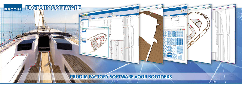 Slider - Prodim Factory - software voor de decking industrie