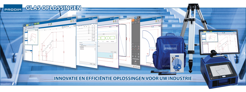Slider - Prodim Proliner -Digitale meetoplossingen voor de Glasindustrie