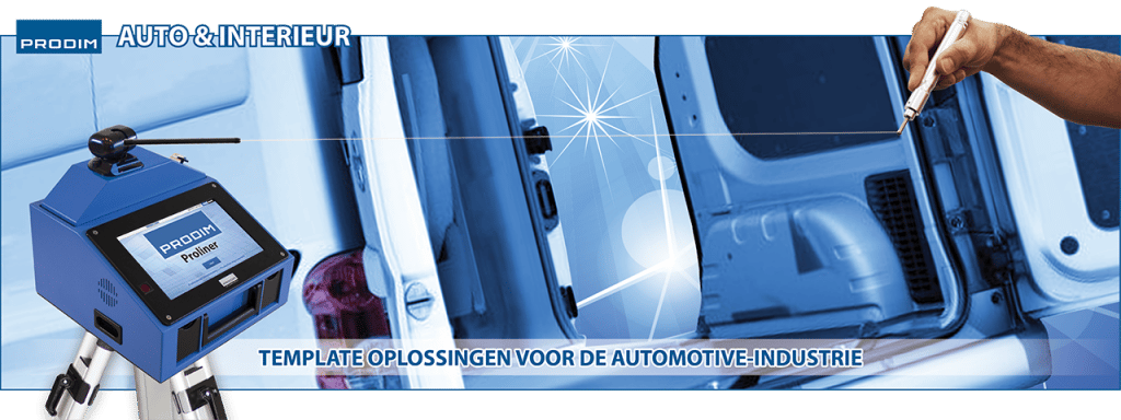 Slider_Prodim Proliner - Digitale Template oplossingen voor de automobiel industrie