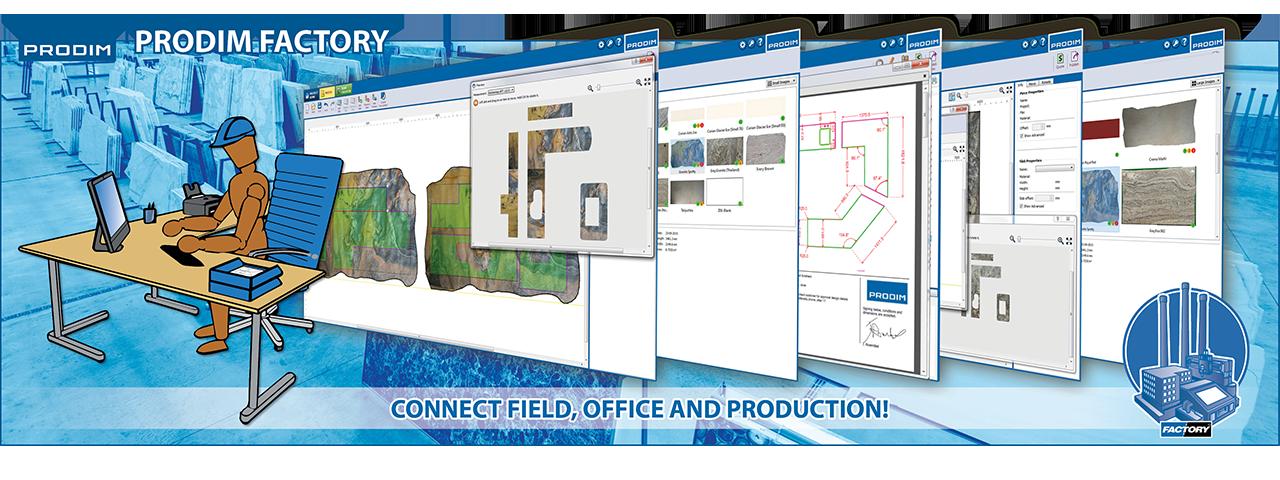 Slider - Prodim Factory software. Klik om de webpagina te bezoeken voor meer informatie