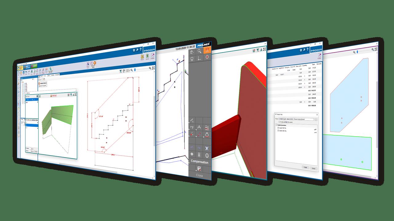 Prodim Factory software - Glasindustrie