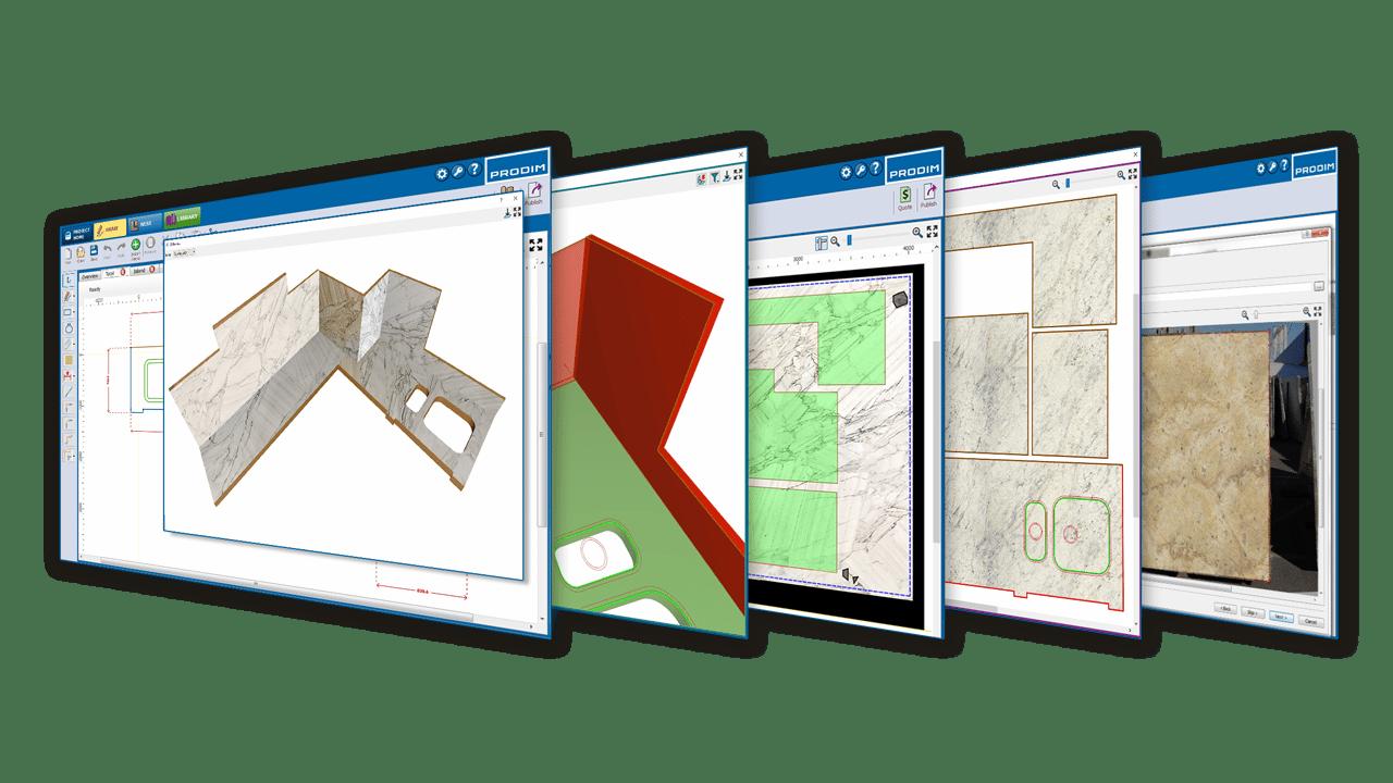 Prodim Factory software - Steenindustrie