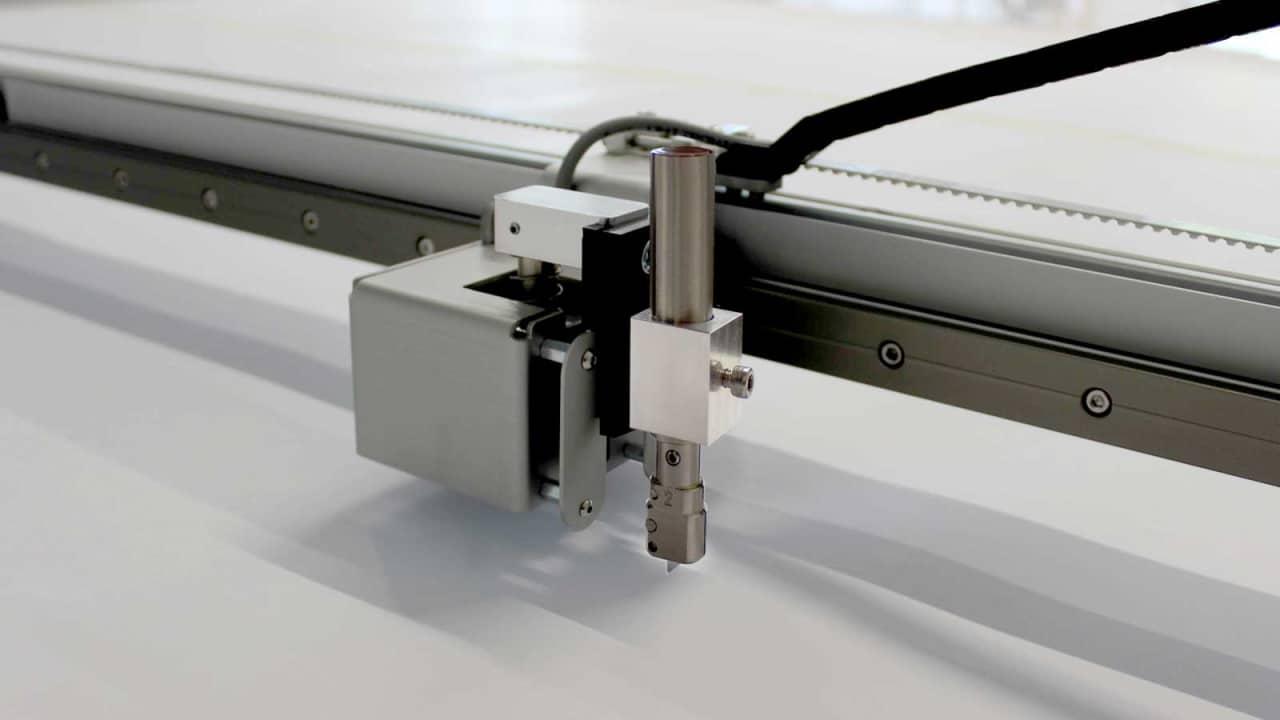 Prodim Plotter - Cutting optie