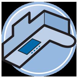 Icoon - Proliner software applicatie voor digitaal inmeten van keukenbladen en spatschermen