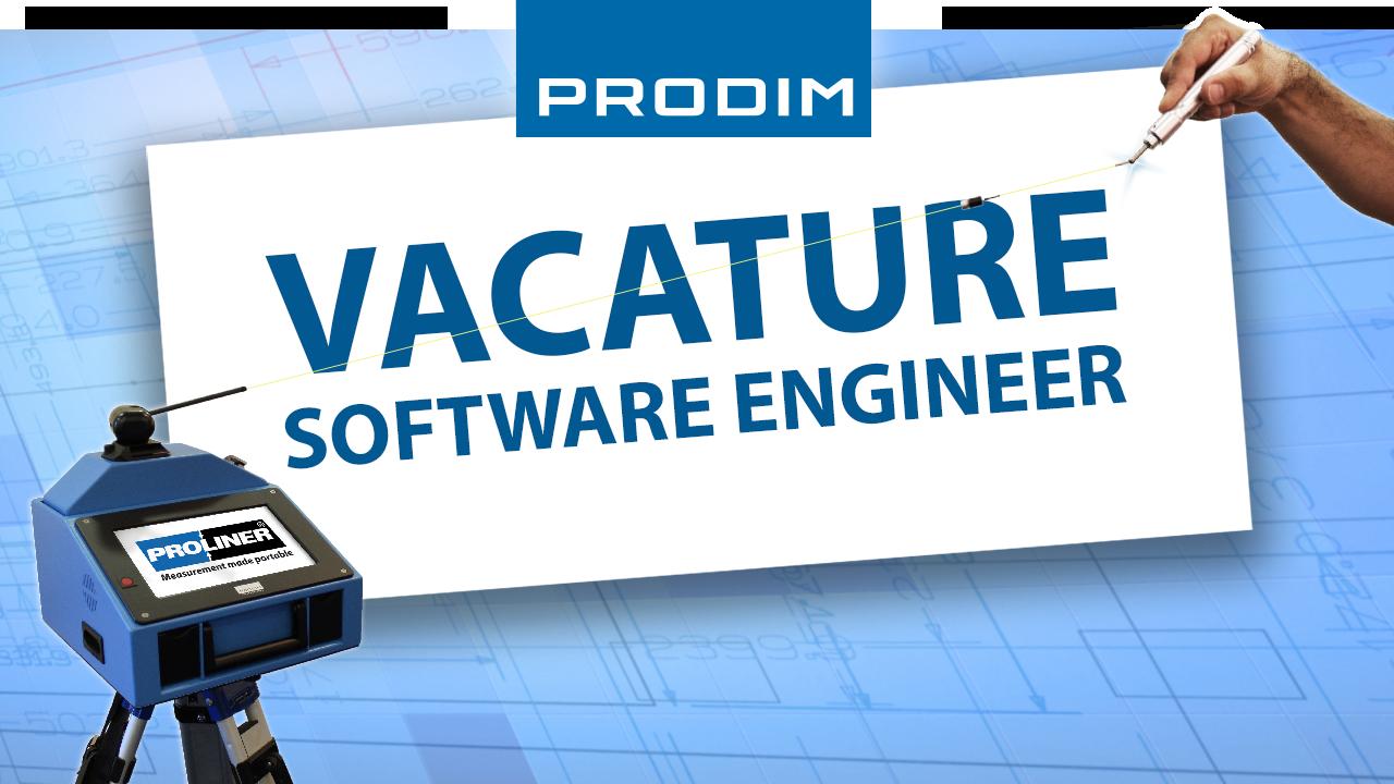 Prodim vacature - Software Engineer