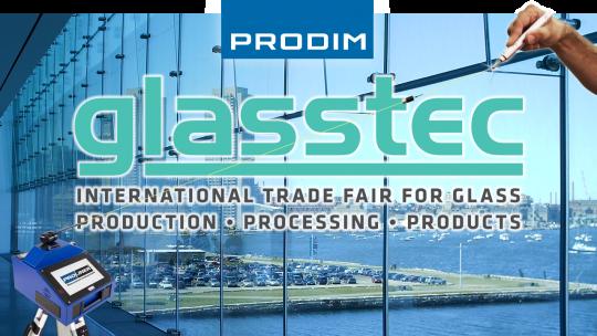 Bezoek Prodim op Glasstec 2018 exhibition - Fair ground Dïusseldorf (DE) - Hall 14 - Stand B12