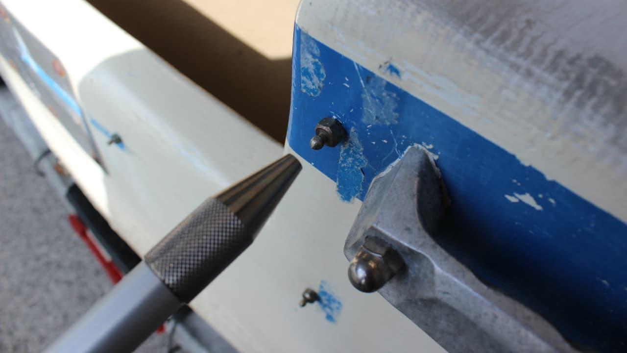 Proliner IPT - Hole Pen - Voor het meten van drukknopen en andere bevestigingspunten