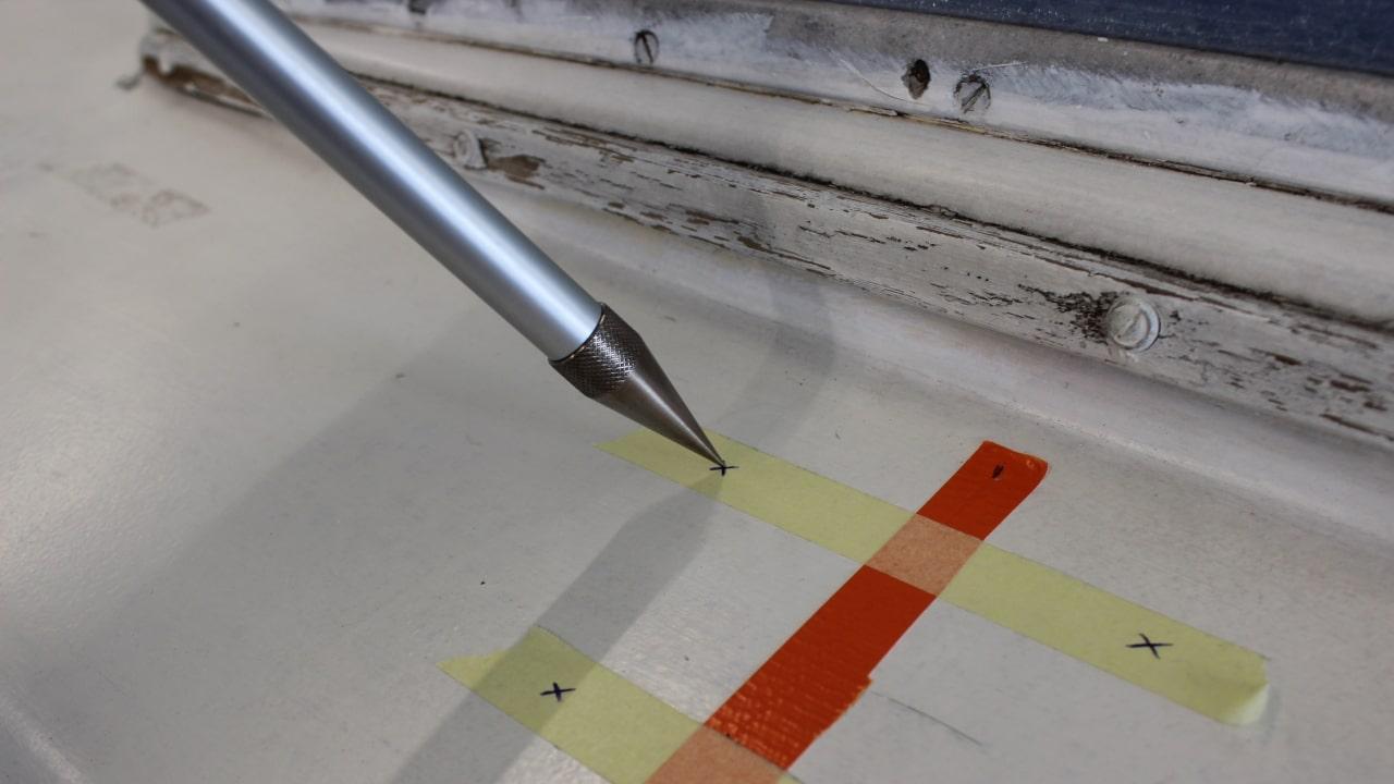 Proliner IPT - Point Pen - Voor het meten van moeilijk bereikbare punten